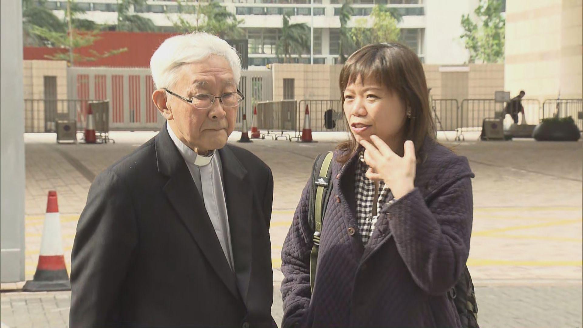 陳日君:學生在831決定後罷課做法正確