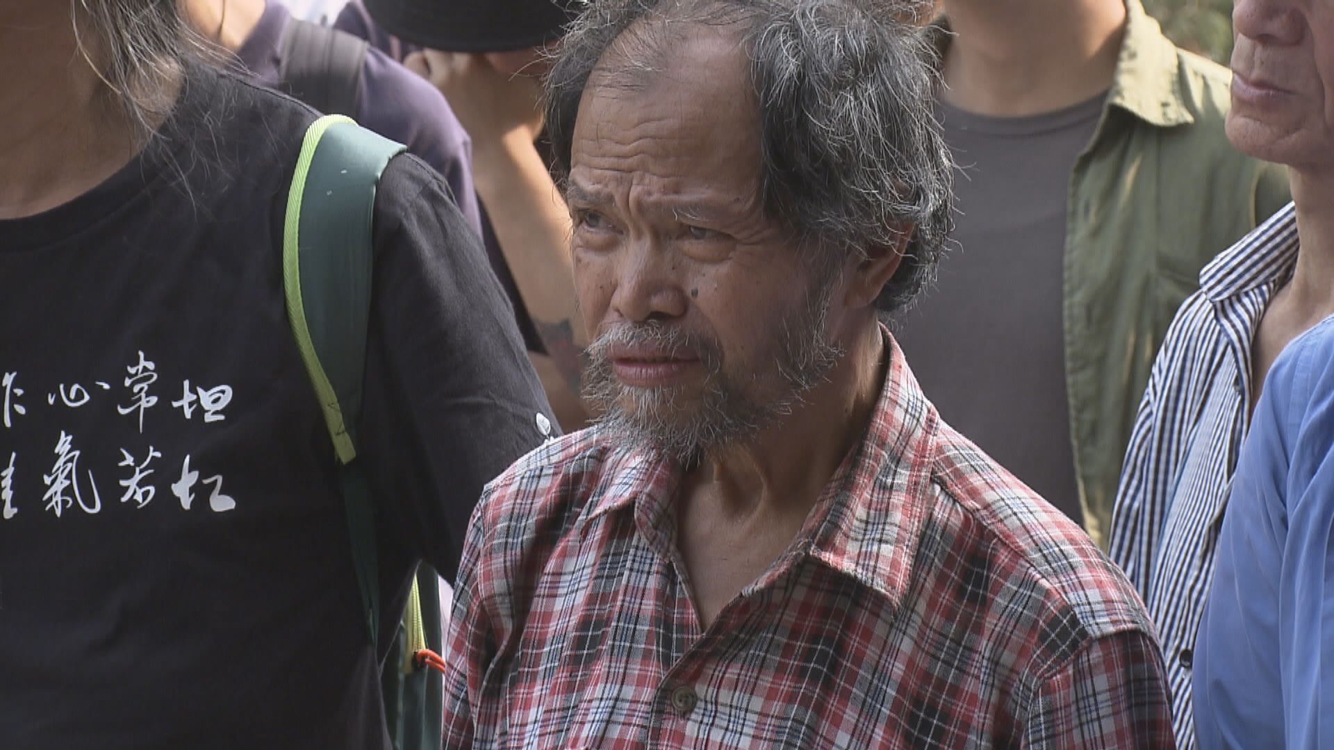佔旺藐視法庭上訴得直 劉鐵民獲減刑即時獲釋