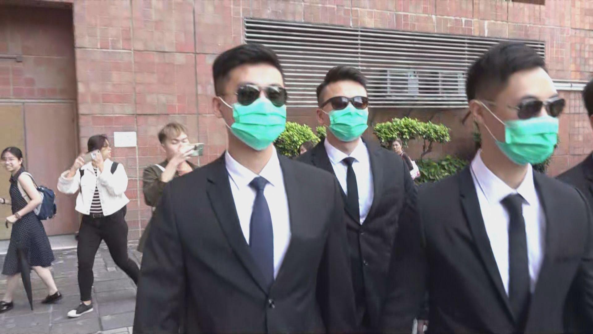 警員涉醫院毆打被捕人案 押至12月再提堂