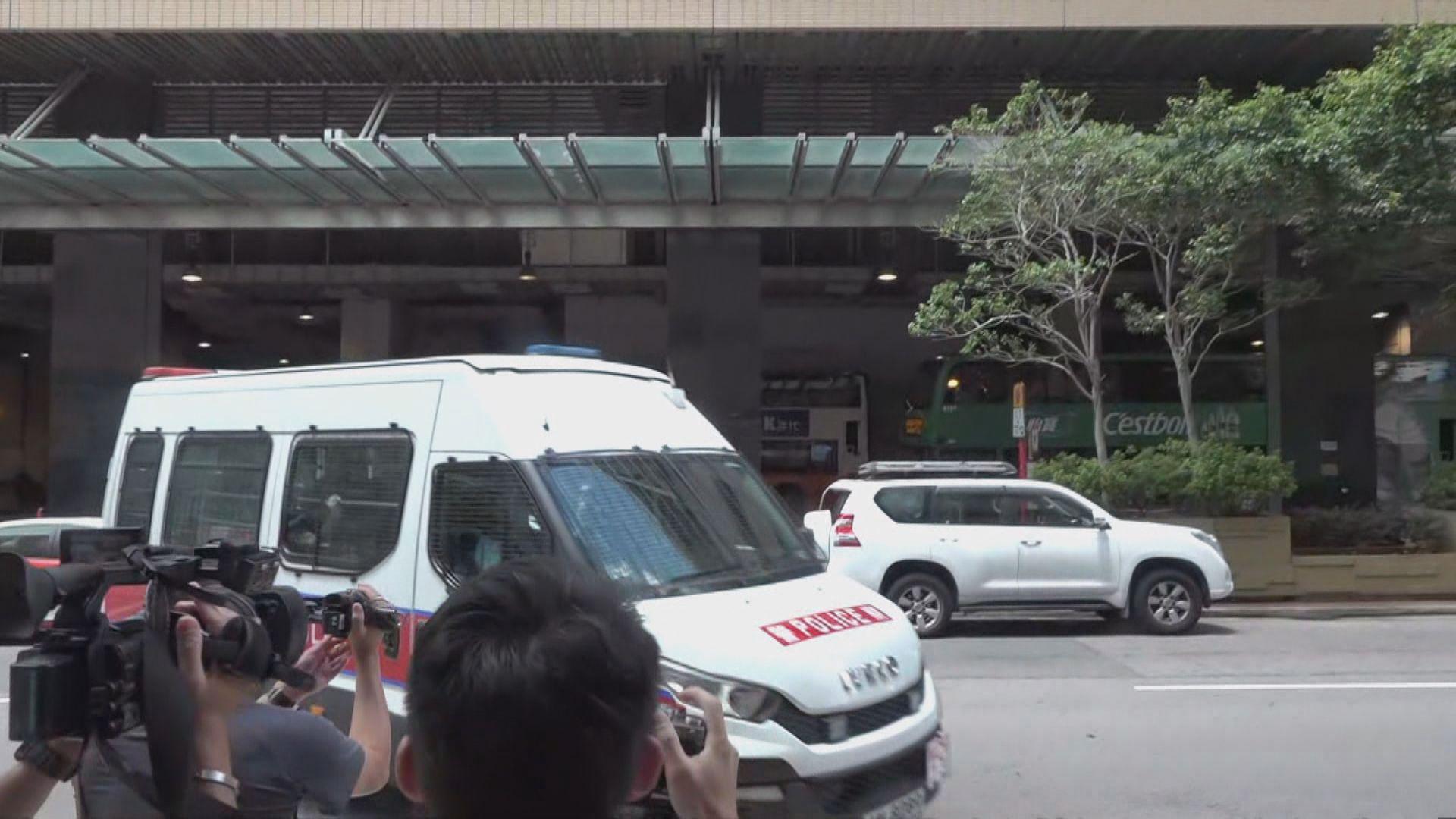 周三銅鑼灣刺傷警員案 疑犯下午提堂