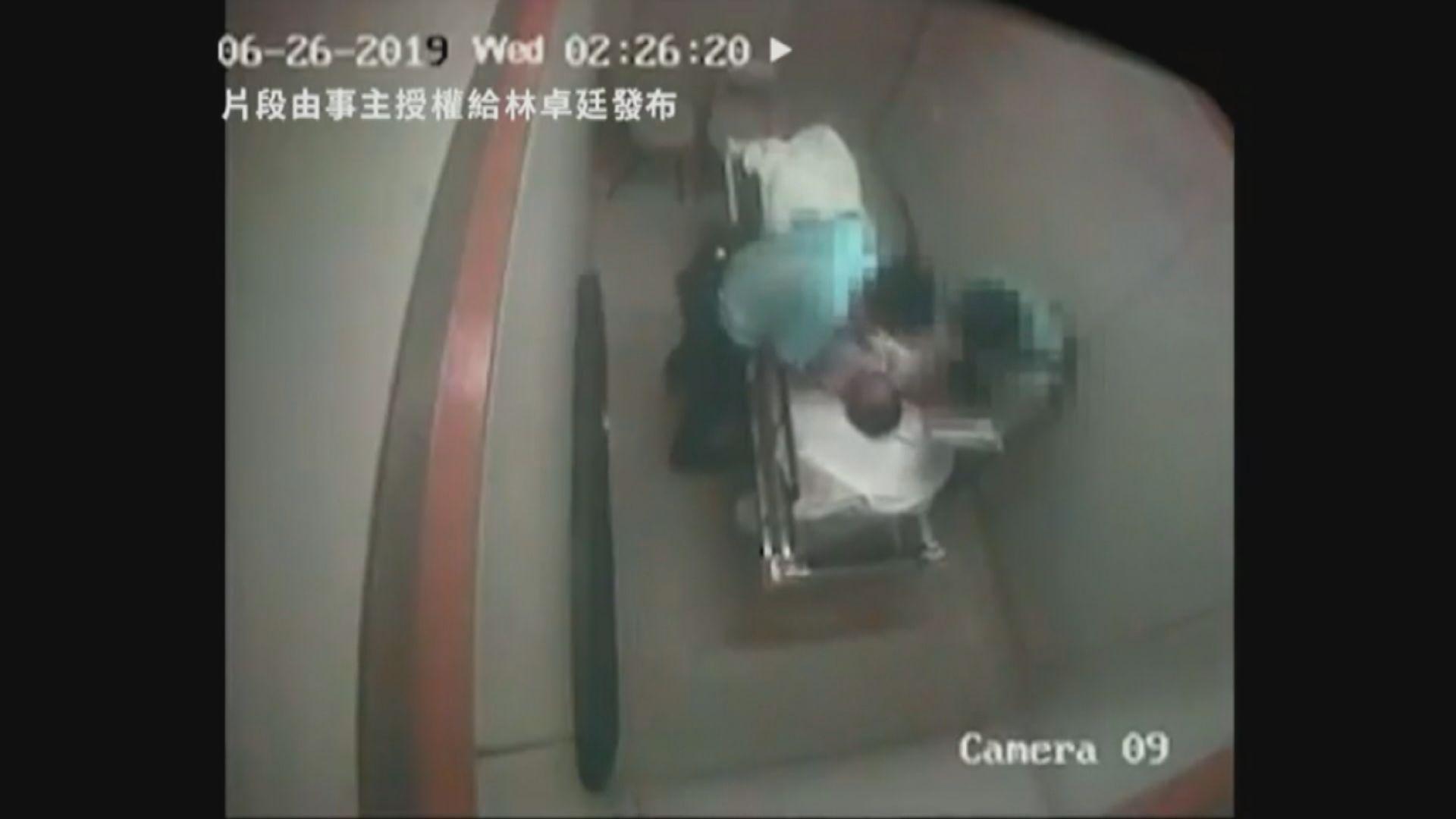 北區醫院襲擊被捕男子 否認公職人員行為失當控罪的警員罪成