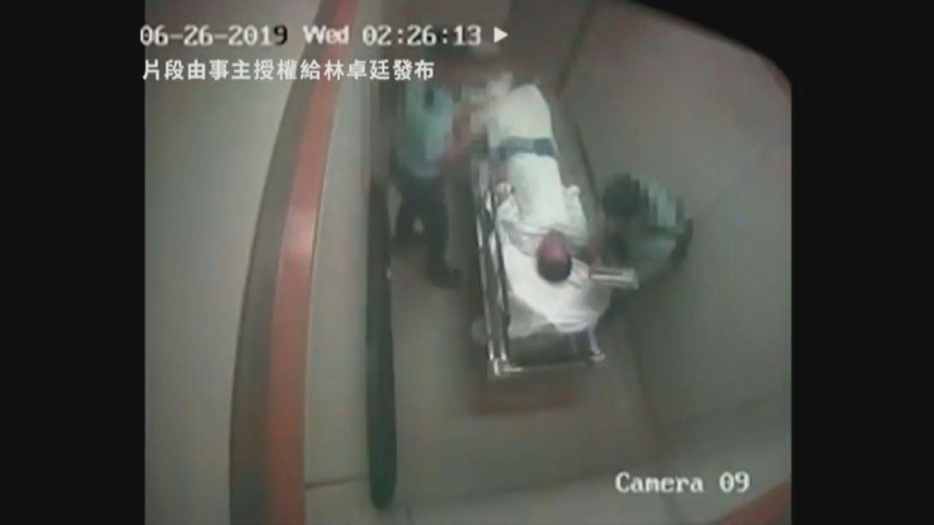 三警北區醫院襲擊老翁 判囚17至32個月