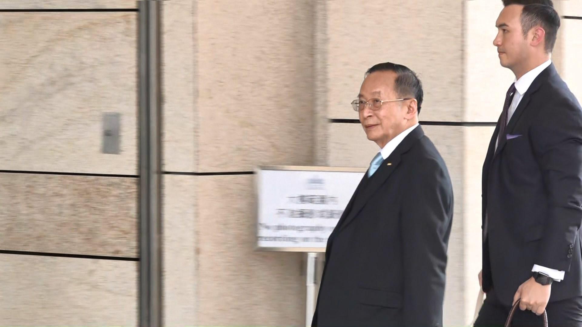 潘樂陶涉僭建案 下月25日裁決