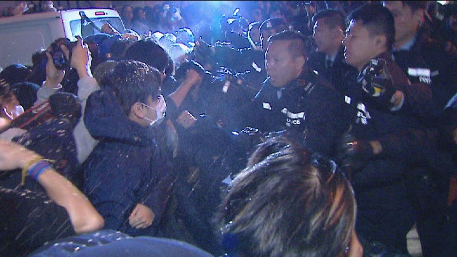 旺角騷亂案 主控官指群眾有所準備