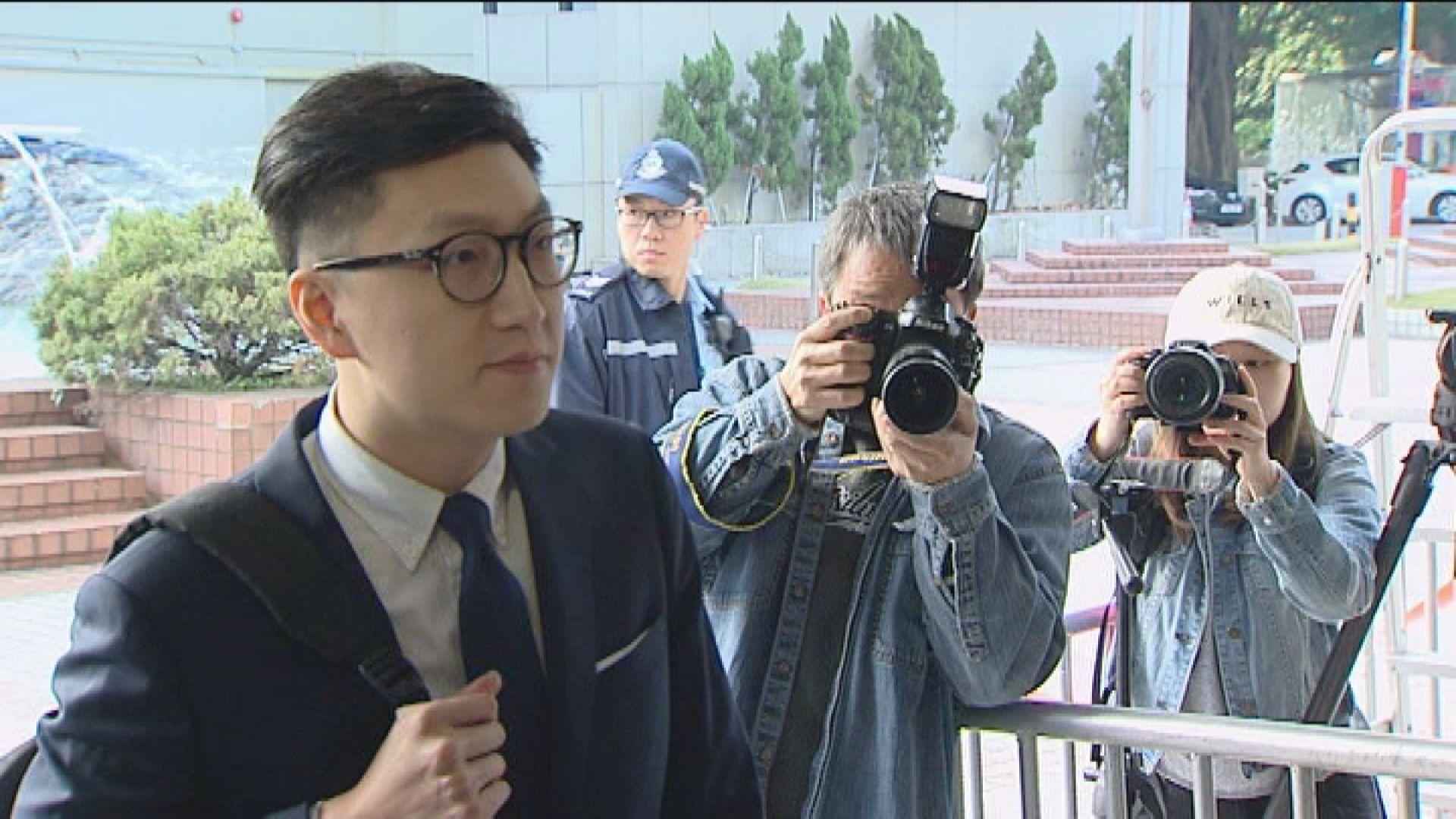 梁天琦等三人暴動罪重審獲判無罪