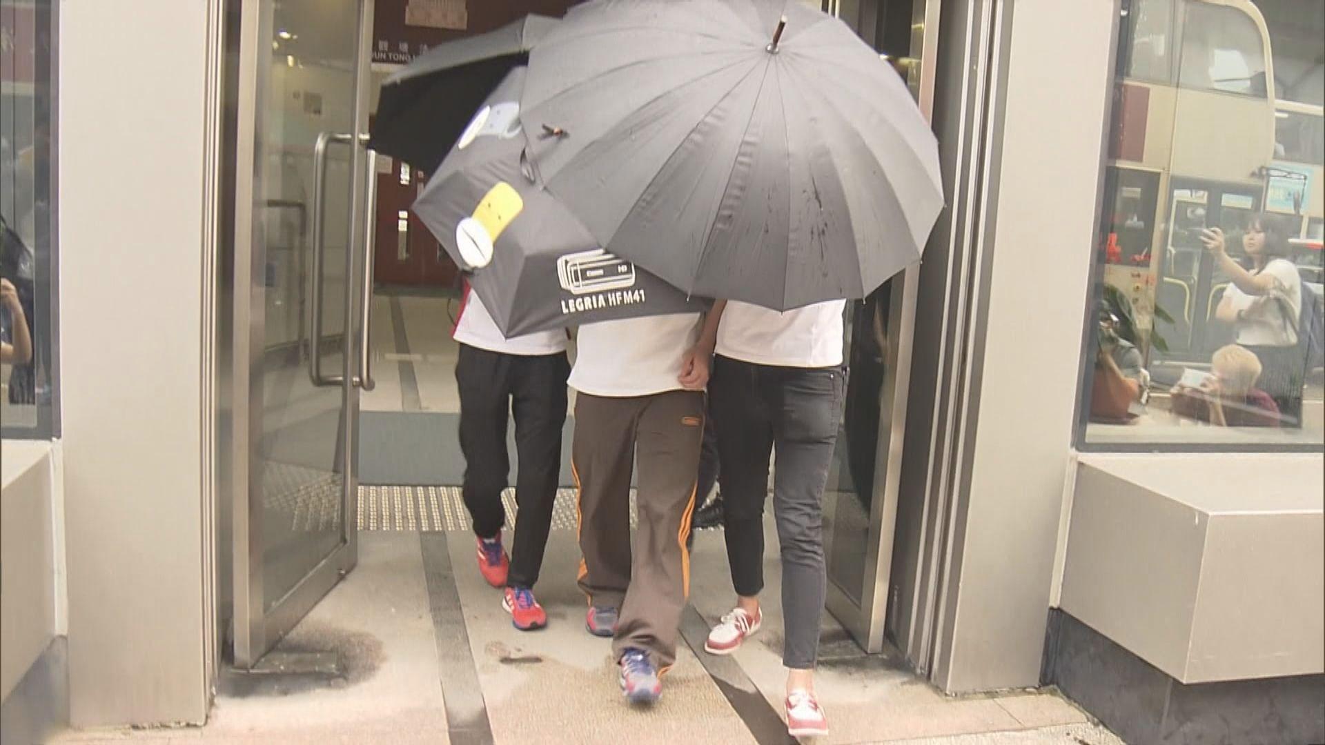 周六九龍東遊行被捕四人押後至11月再提堂