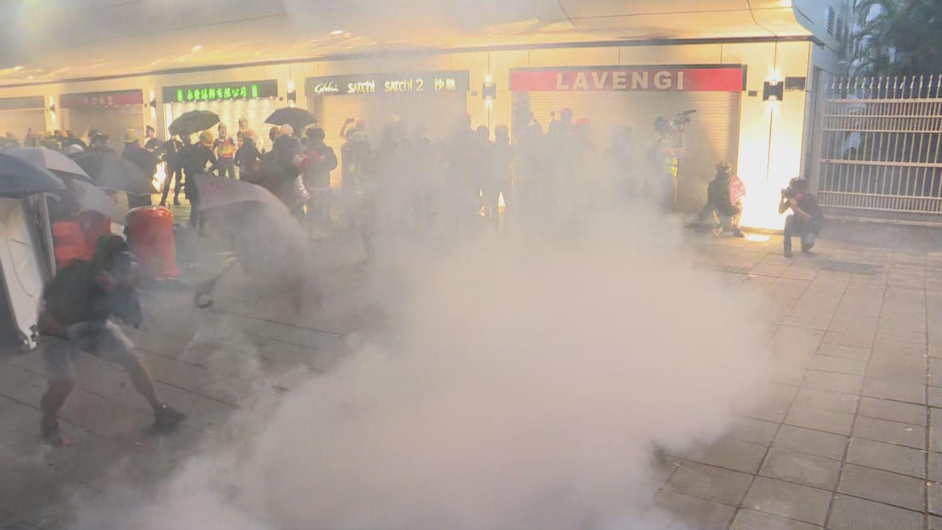 811尖沙咀衝突 再多12人被控暴動罪