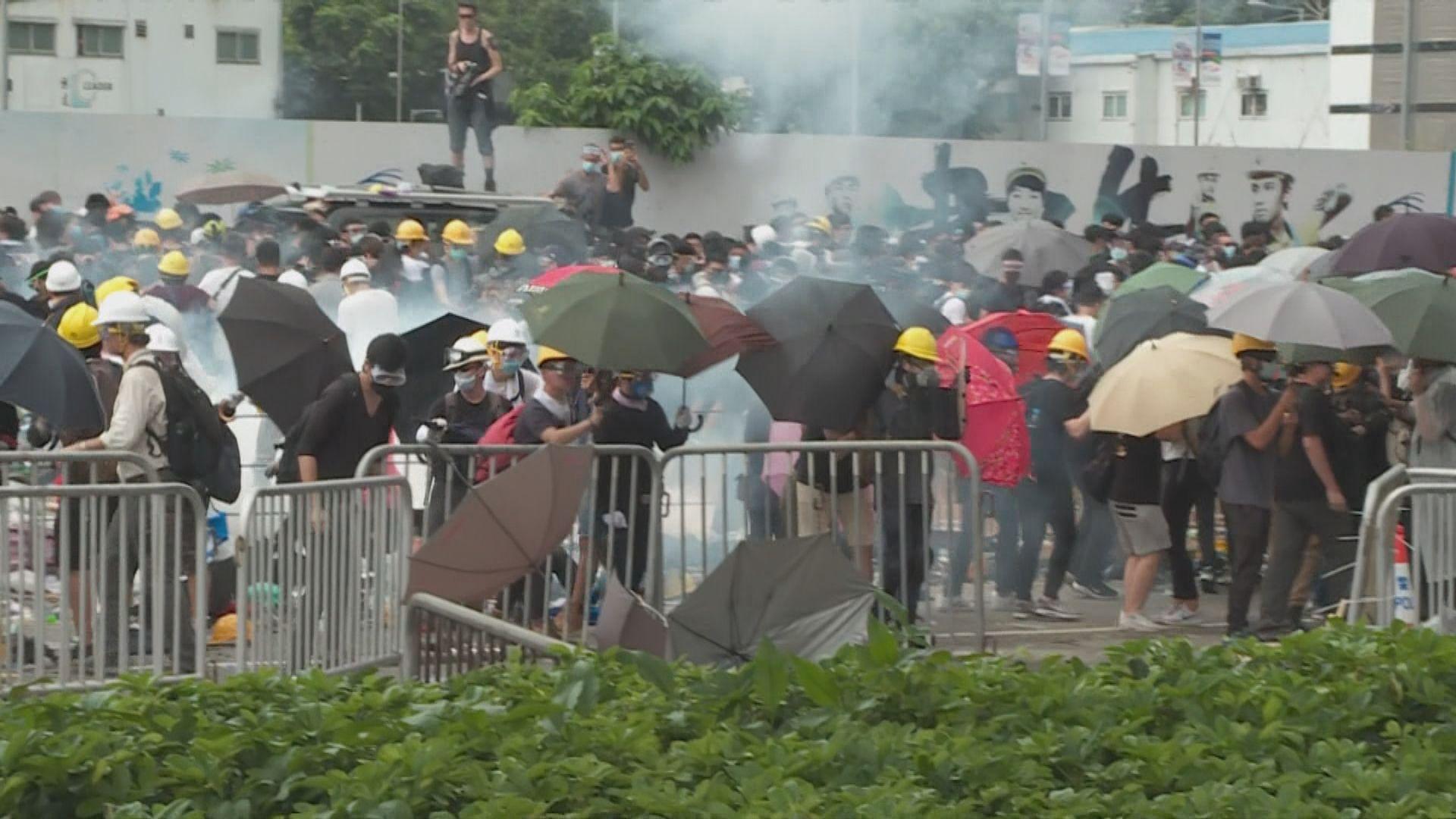 612反修例示威首宗暴動案被告認罪 下周五判刑