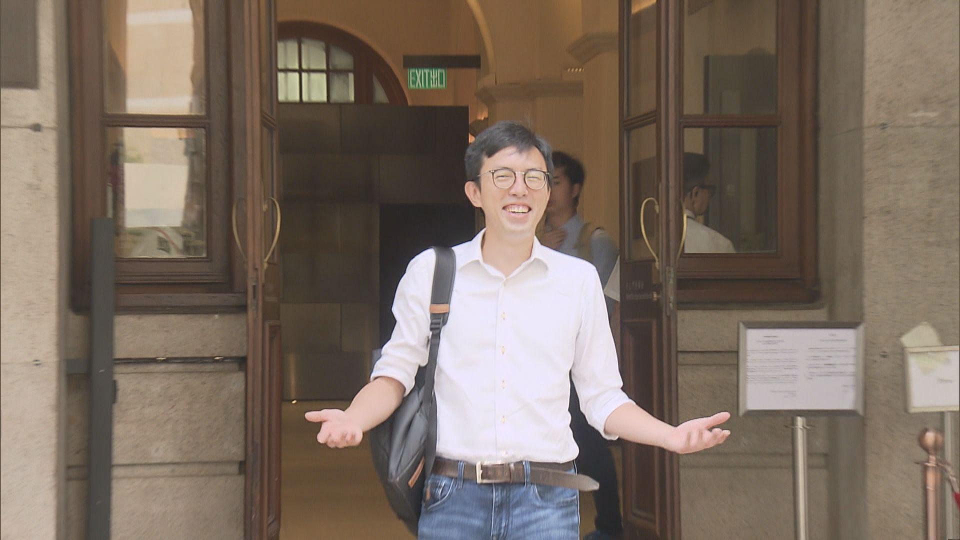 吳文遠向梁振英擲三文治案終院拒律政司上訴