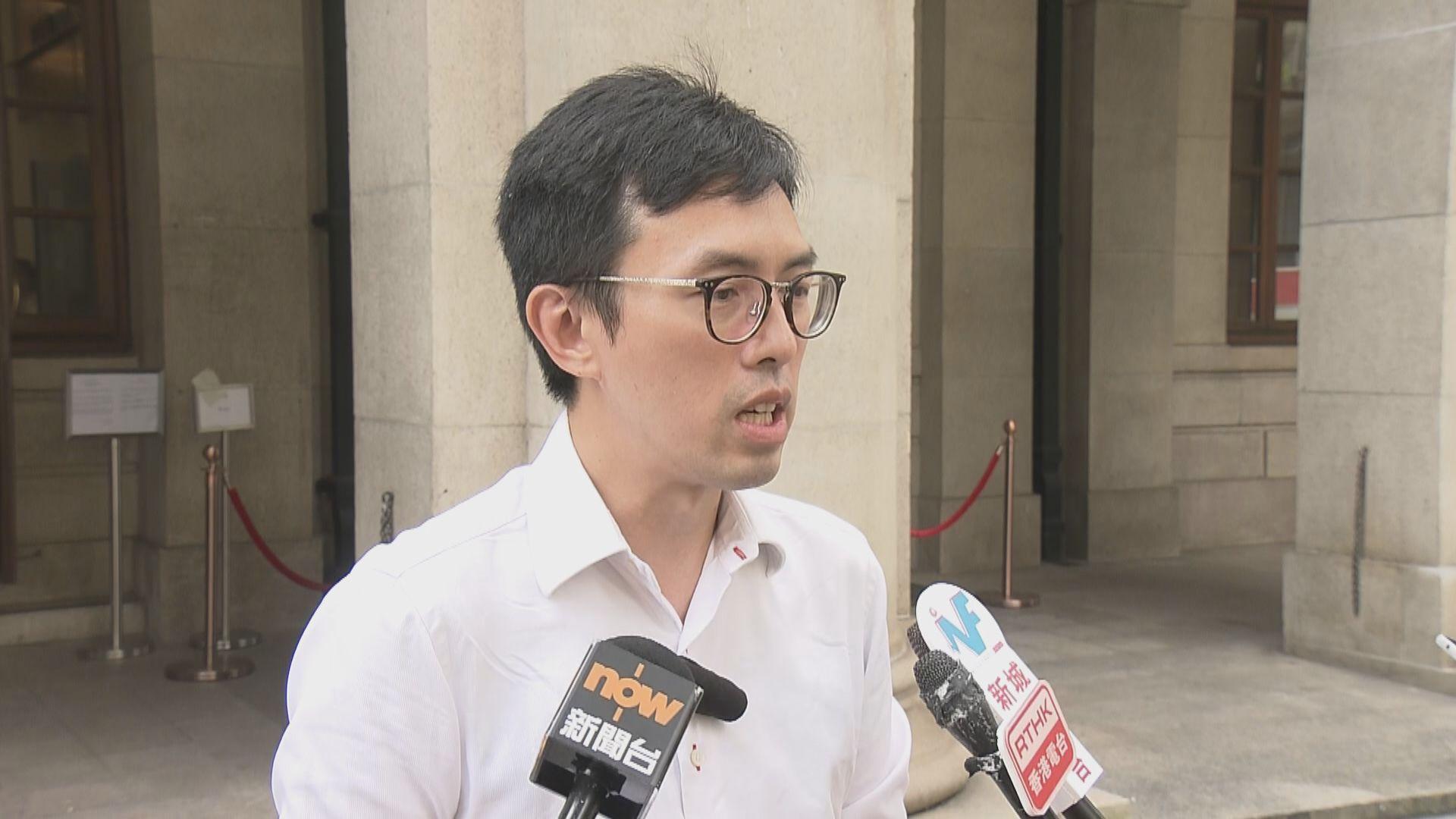 吳文遠︰政府以司法制度打壓異見者
