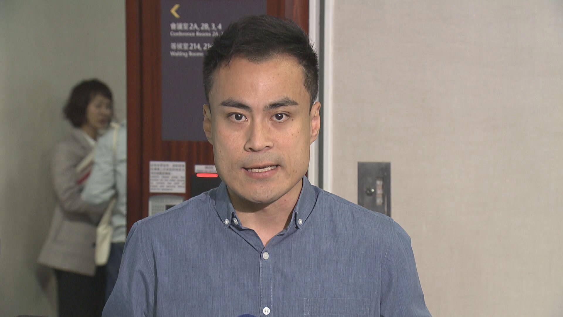 郭偉强:律政司介入案件是「遲來的正義」