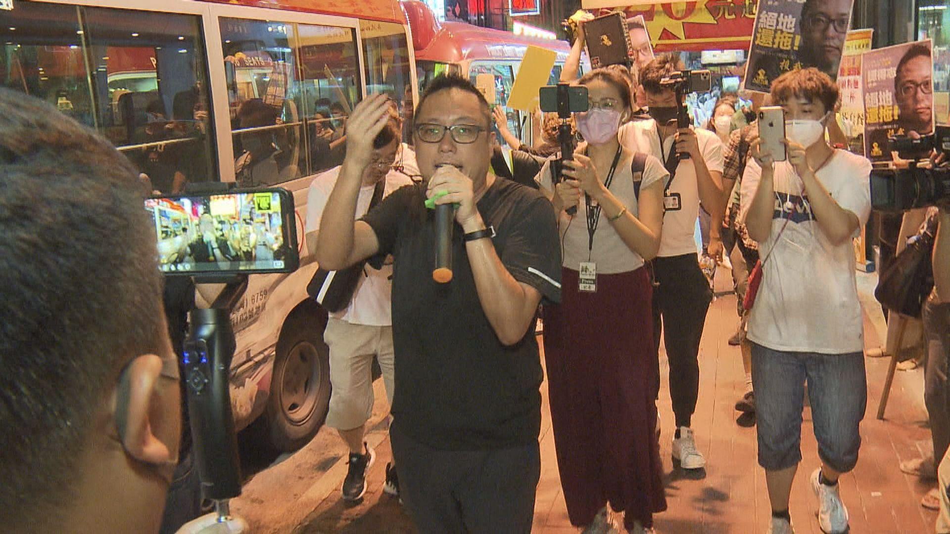 譚得志被控發表煽動文字 法庭處理辯方終止聆訊申請