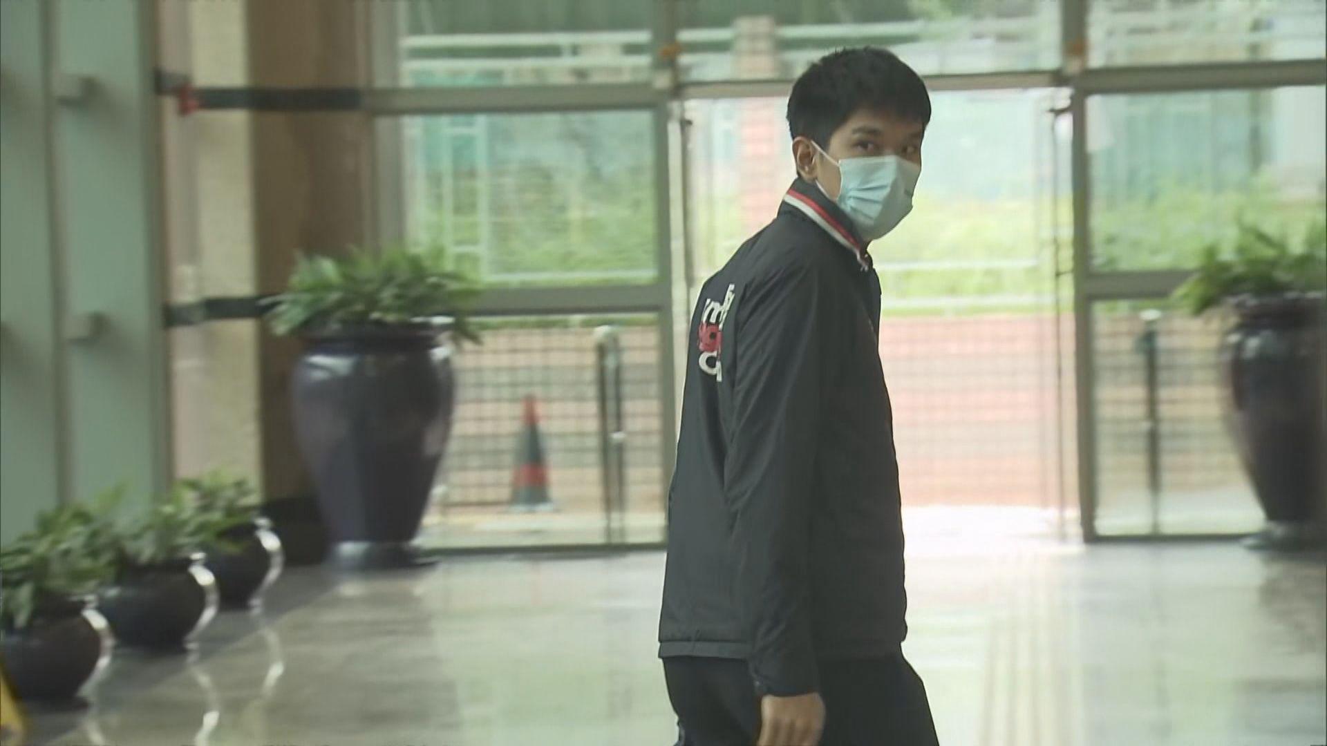 小學教師楊博文襲警罪成判監九周 准保釋等候上訴