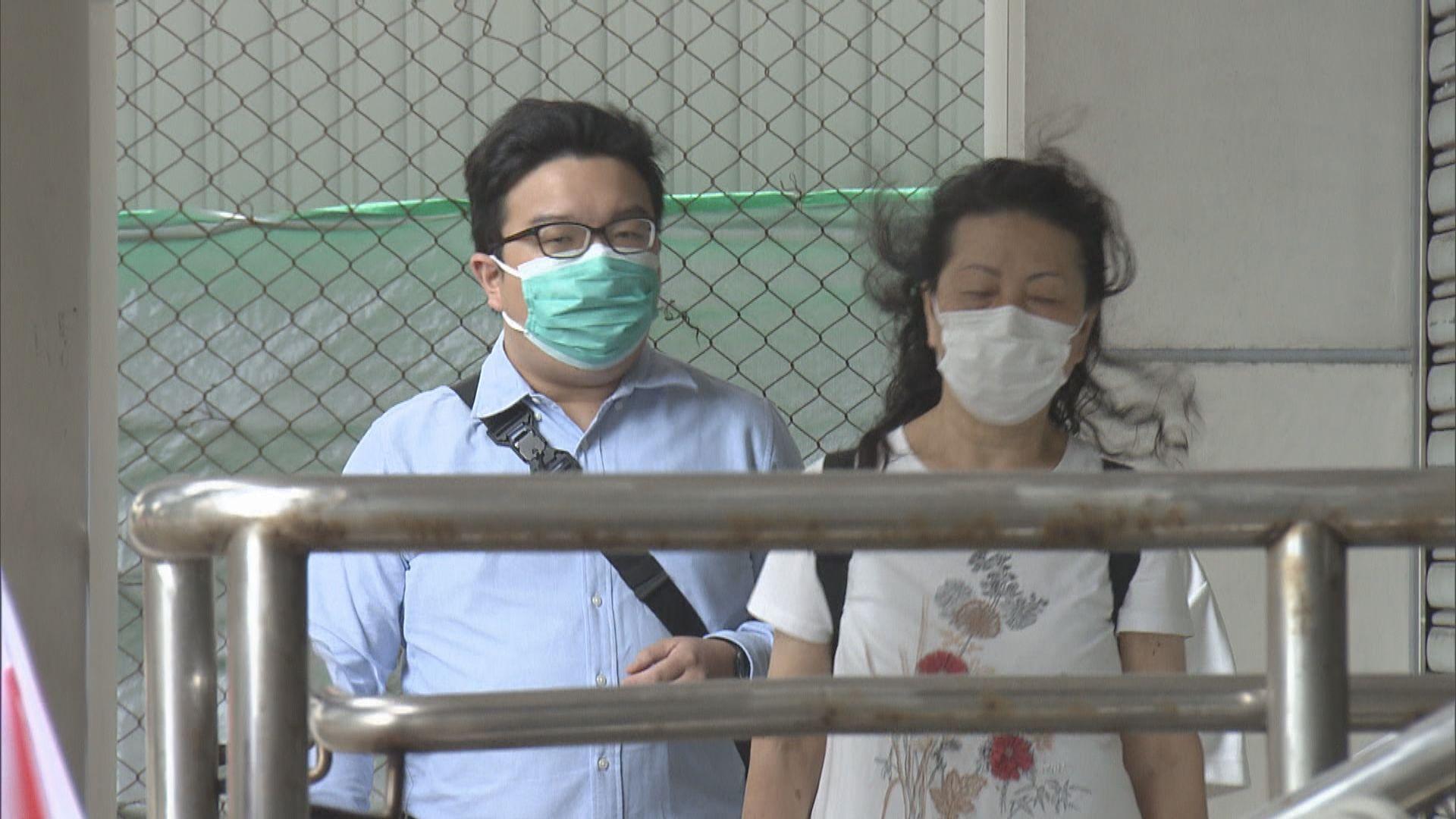 網媒記者無牌管有彈藥罪成 下月判刑
