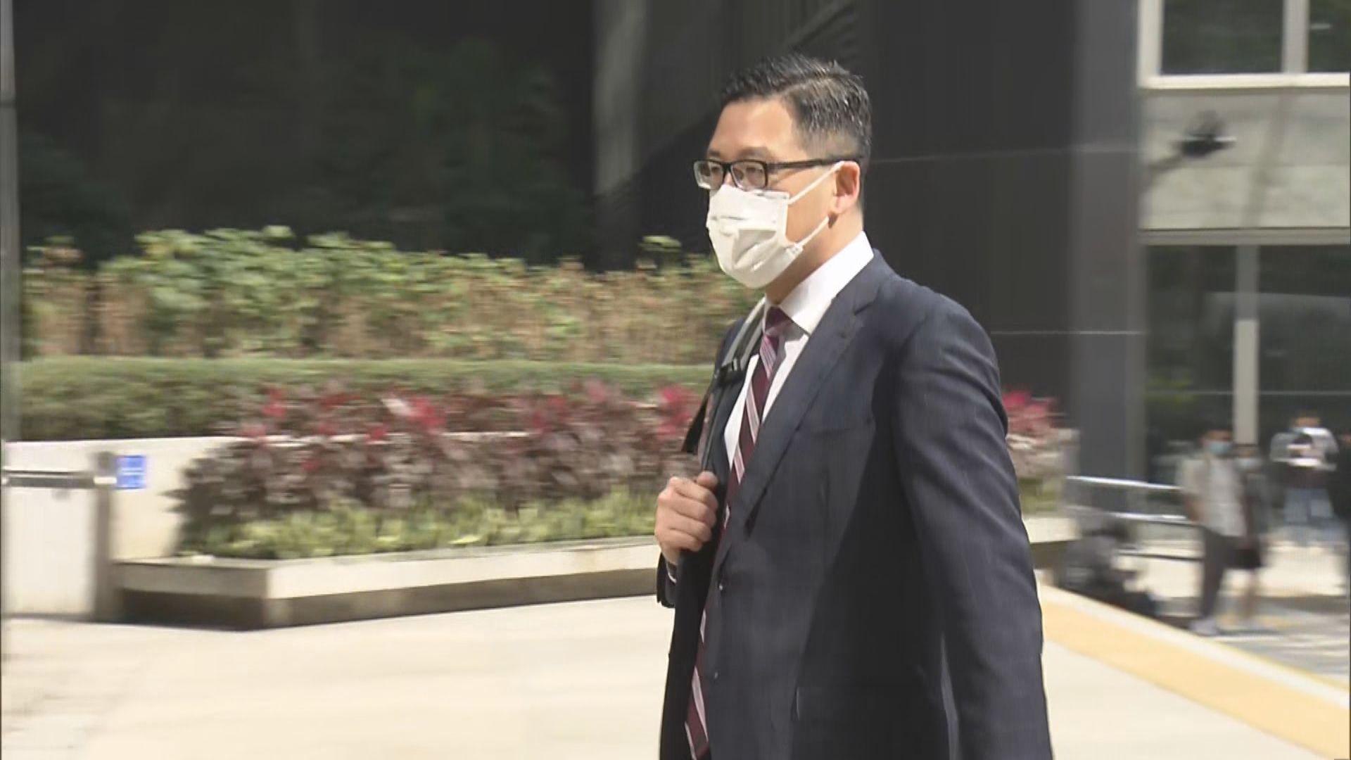正流亡許智峯缺席屯門遊行案聆訊 法庭發拘捕令