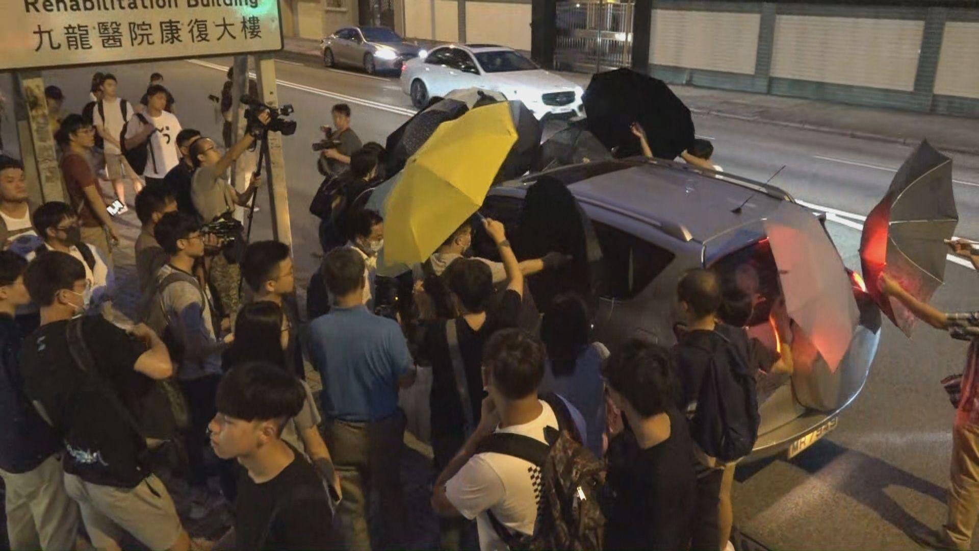尖沙咀衝突17人中1人涉暴動 十月再提堂