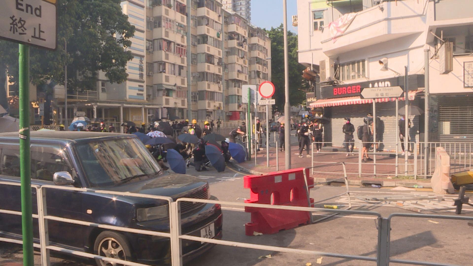 前年國慶暴動案四人罪成 法官:案件是一場小型戰爭
