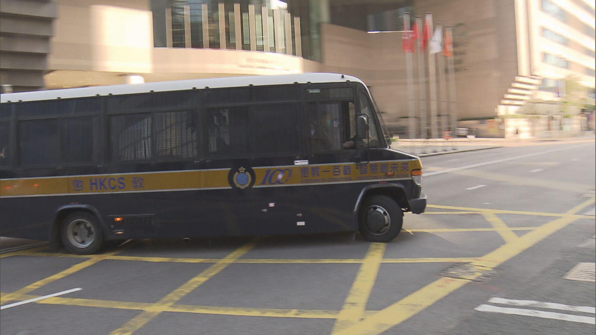 消防員反修例示威中被捕搜出汽油彈 5罪共囚34個月