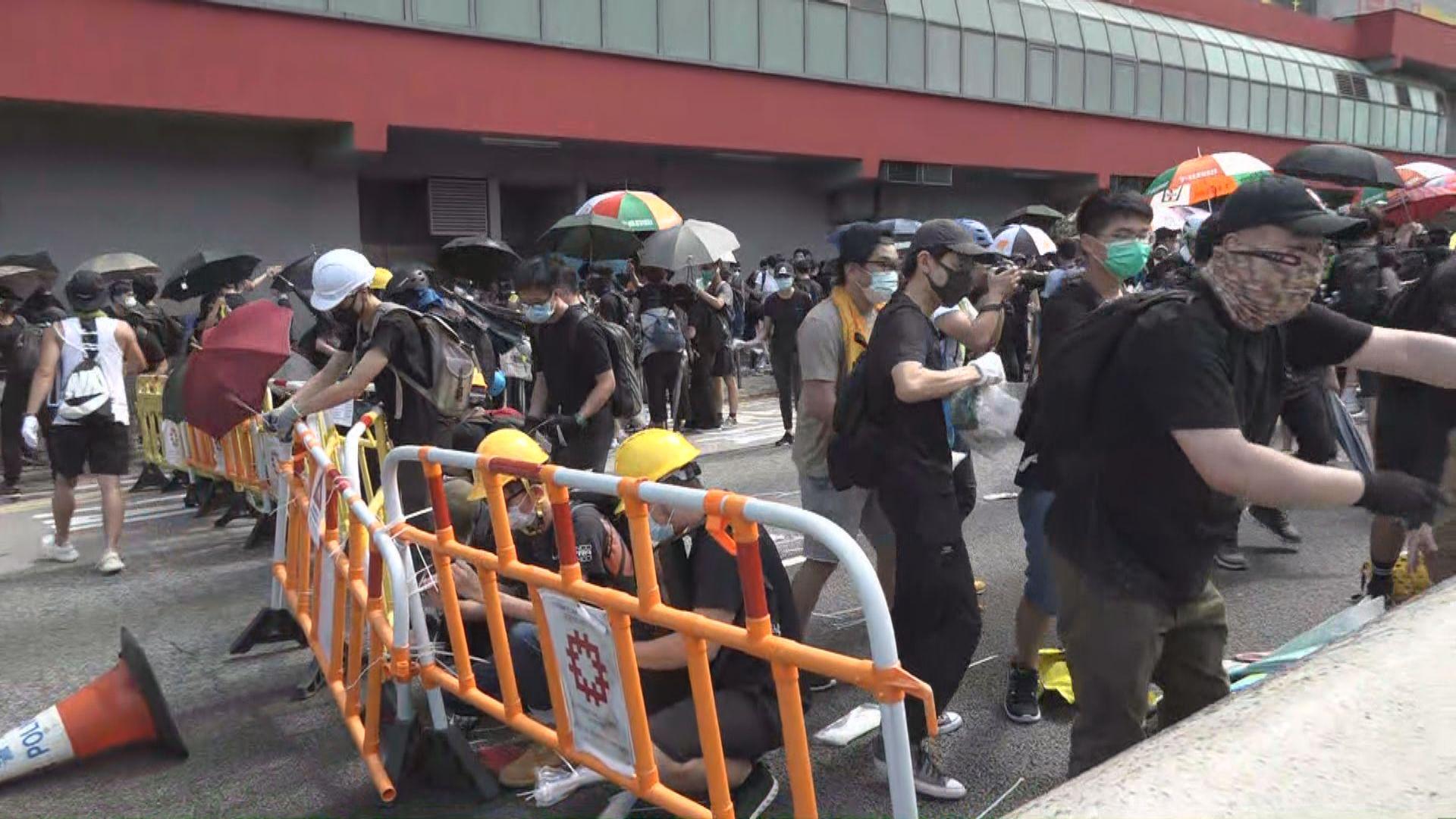 黃大仙衝突一男子被控暴動罪 十月再提堂