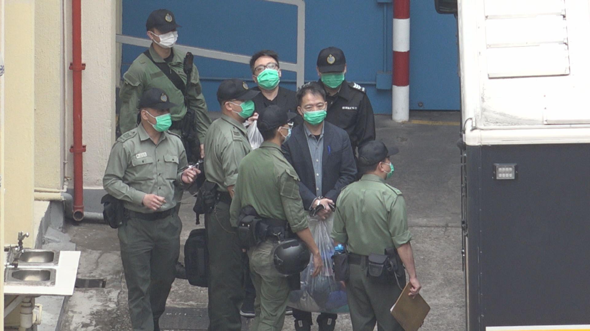 高院批准胡志偉在特定時間保釋外出赴父親喪禮