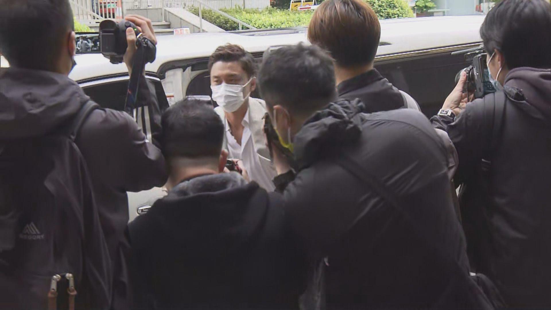楊明否認拒絕提供血液樣本作化驗 明年三月開審