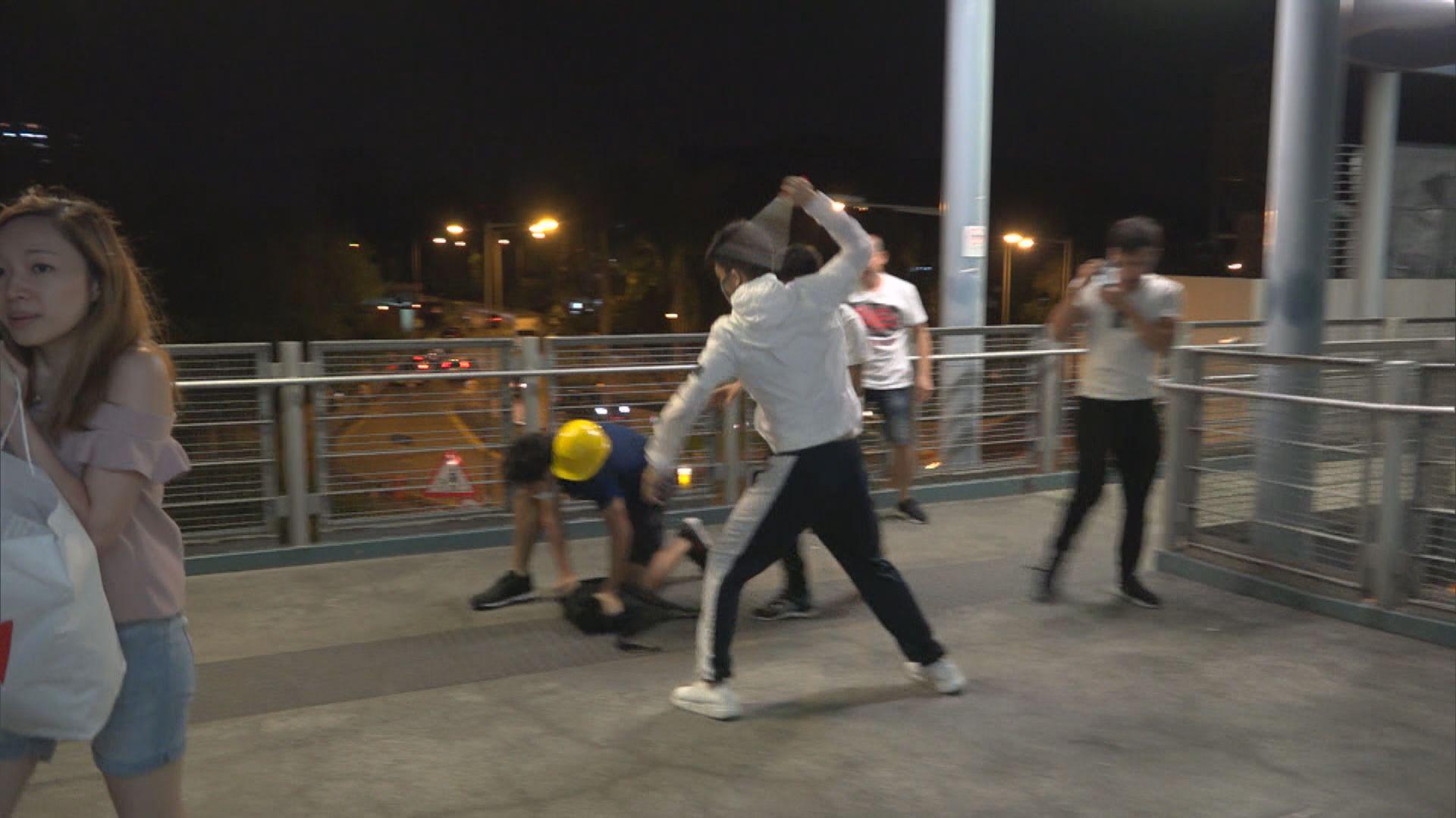 721元朗襲擊 兩人被控暴動下午提堂