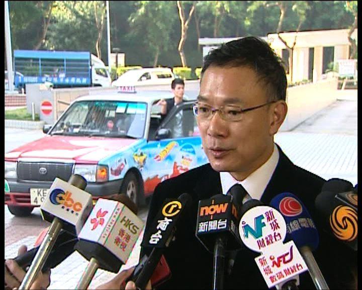 謝偉俊:執行金鐘禁制令要求代理加強識別