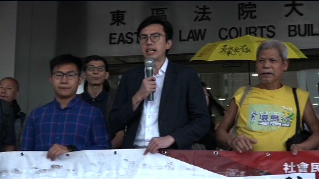 吳文遠涉披露廉署調查案 三項罪成