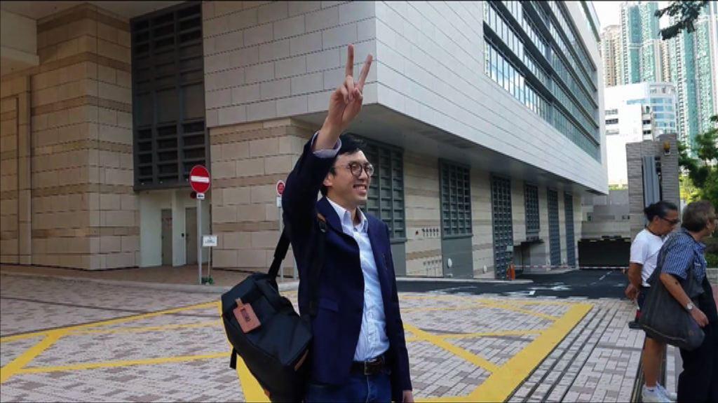 吳文遠擲三文治案 雙方爭議片段能否作證供