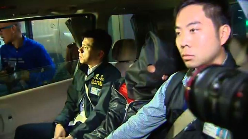 東亞銀行劫案疑犯還柙四月再訊