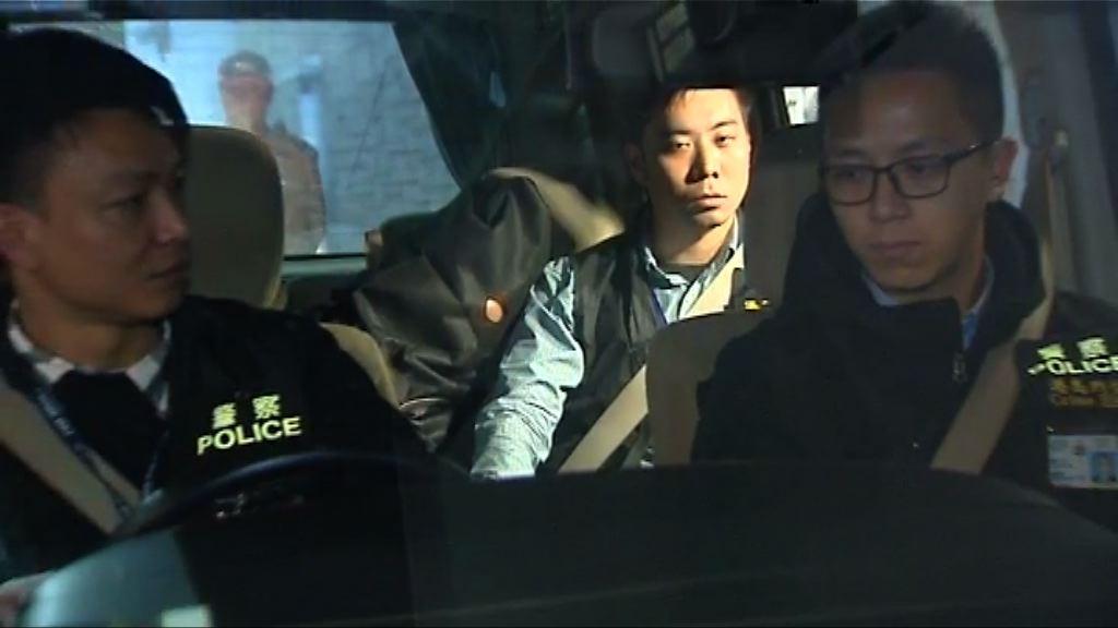 東亞銀行劫案疑犯提堂 繼續還柙下月再訊