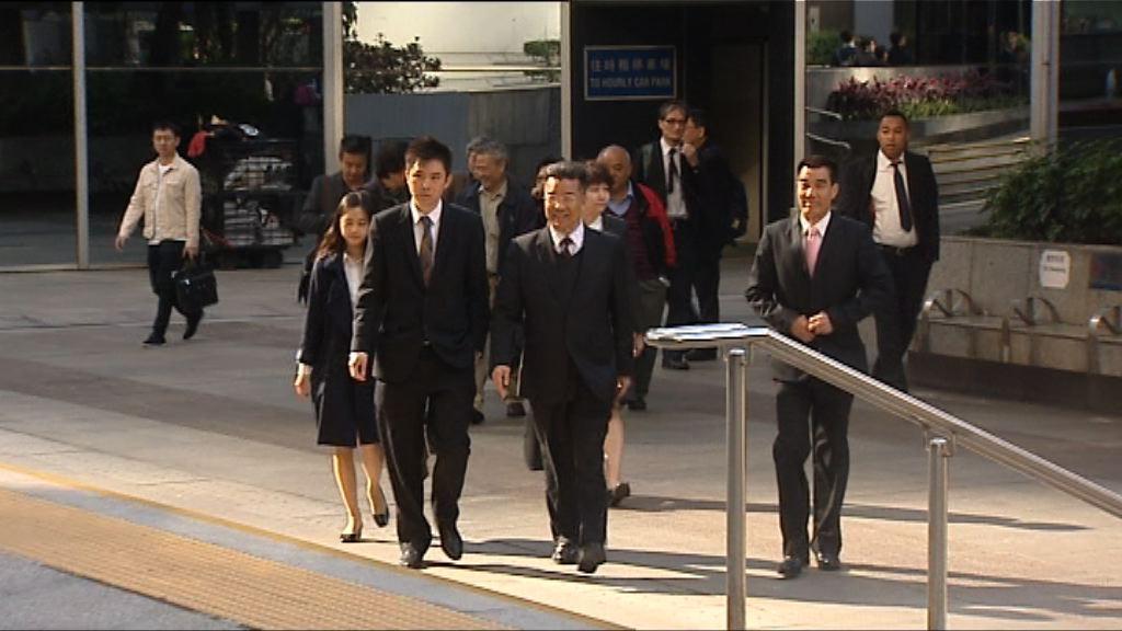 劉夢熊妨礙司法公正罪成 即時監禁18個月