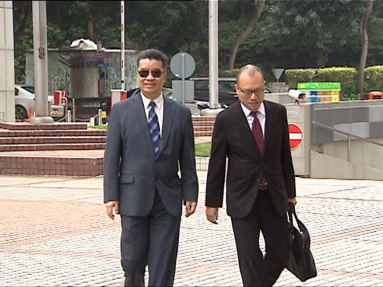 劉夢熊涉串謀詐騙洗黑錢案開審