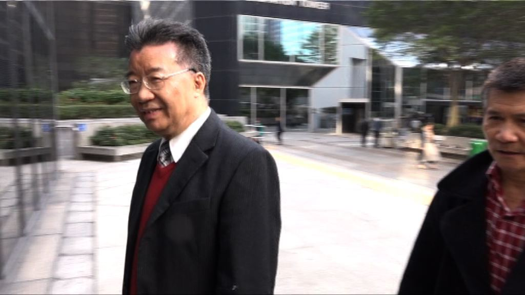 劉夢熊自辯稱被廉署政治迫害