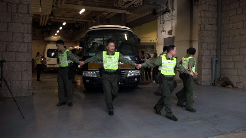 蠔涌爆炸品案三被告判囚 官:份量少亦可致大傷害
