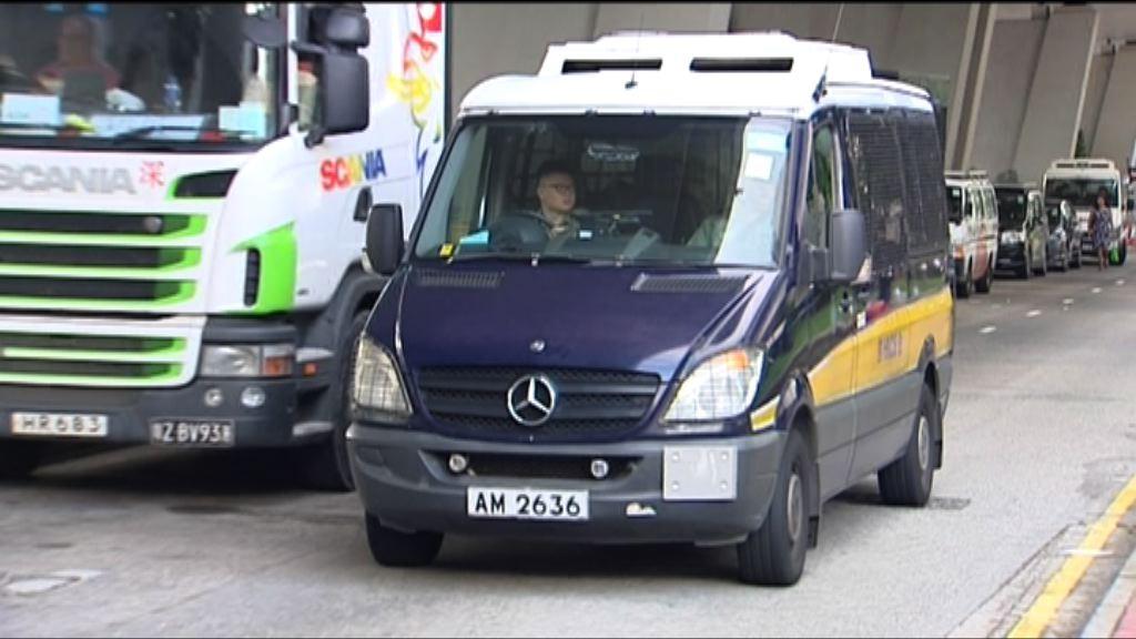 港珠澳大橋石屎測試造假案 兩被告下午判刑