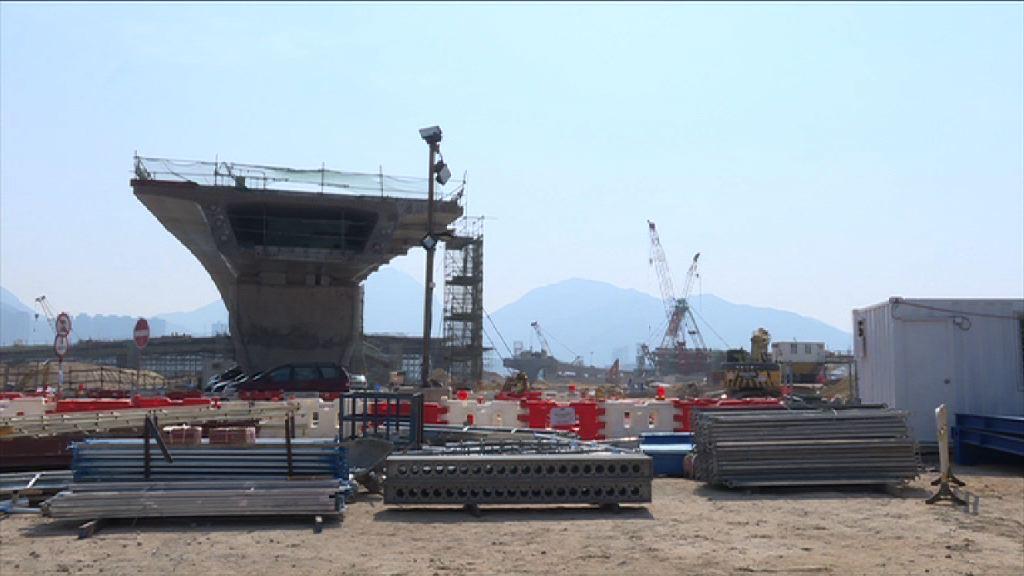 港珠澳大橋石屎造假兩人判囚32及22個月