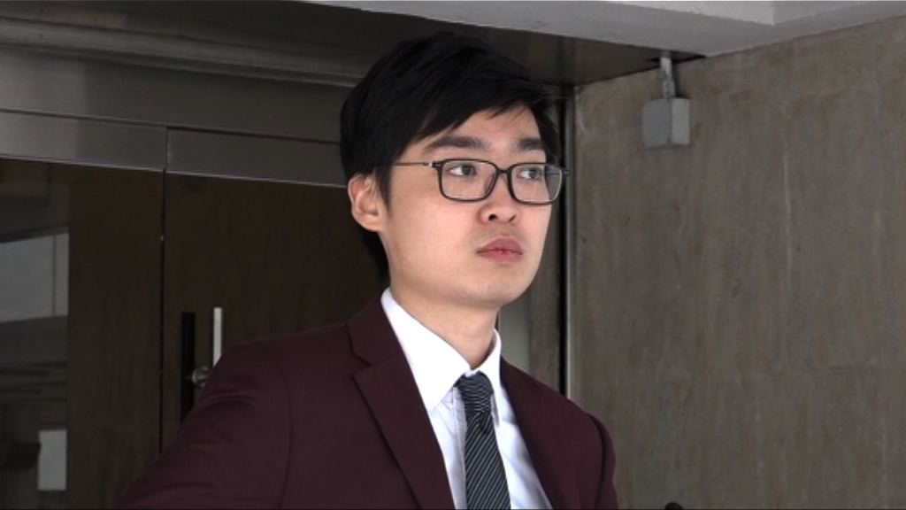 陳浩天選舉呈請下周二有裁決