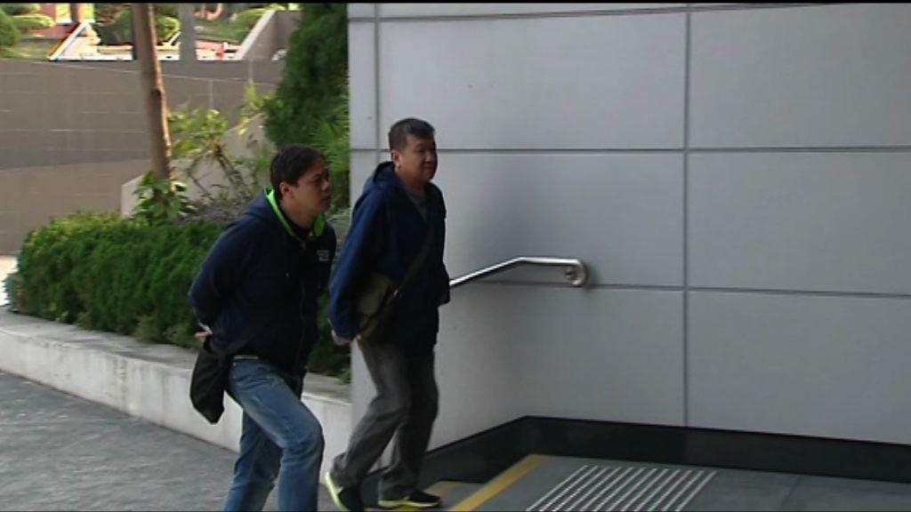 朱凱迪被跟蹤案 四被告下月再提堂