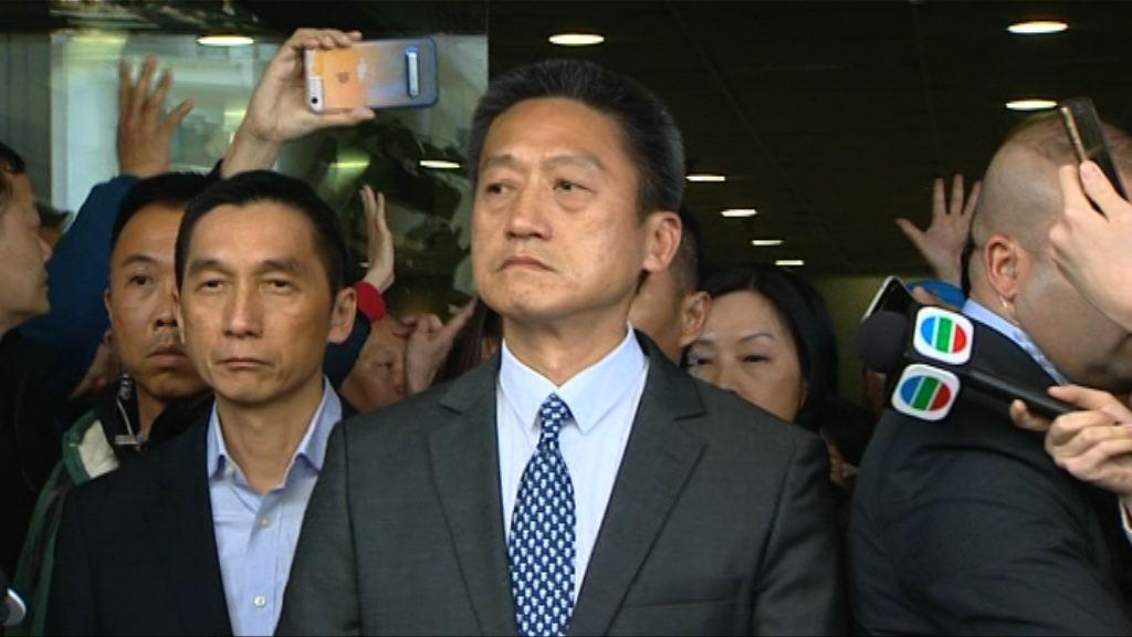 裁判官:朱經緯應防止罪案發生而非犯罪