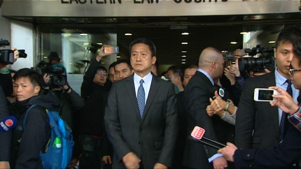 朱經緯代表律師:可判社會服務令