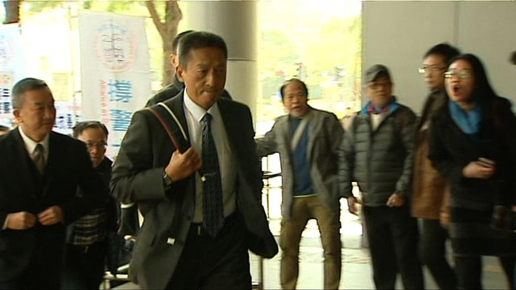朱經緯涉毆途人襲擊罪罪成