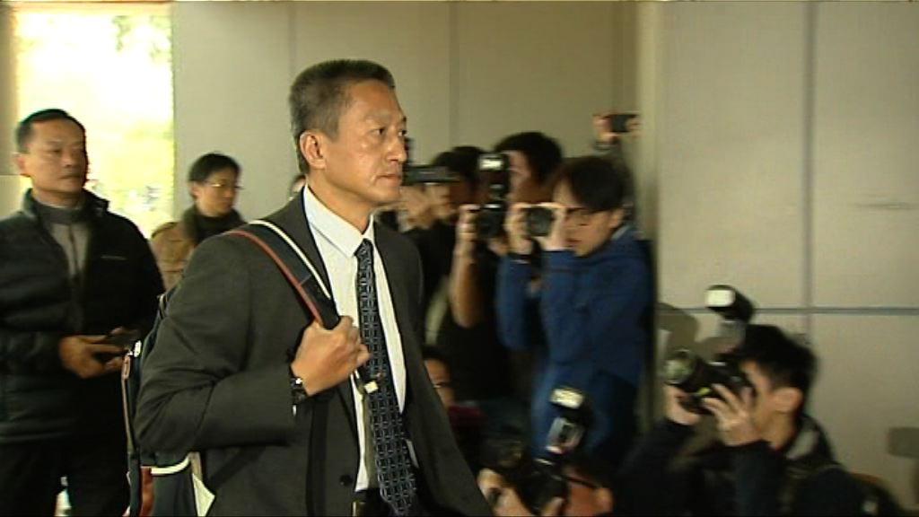朱經緯襲擊罪成 還柙至本月29日判刑