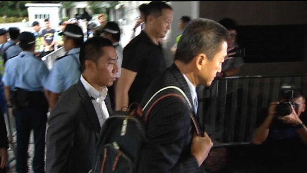 朱經緯襲擊案 辯方指他沒有誘因犯事