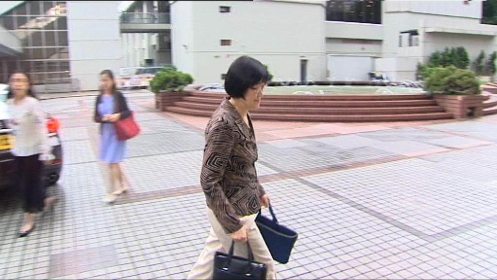 曾蔭權案陪審員被要求額外上班 陳漢儀到庭解釋