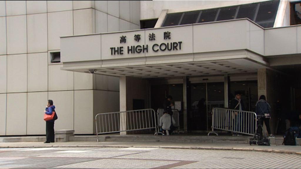 高院拒受理覆核區諾軒參選資格申請