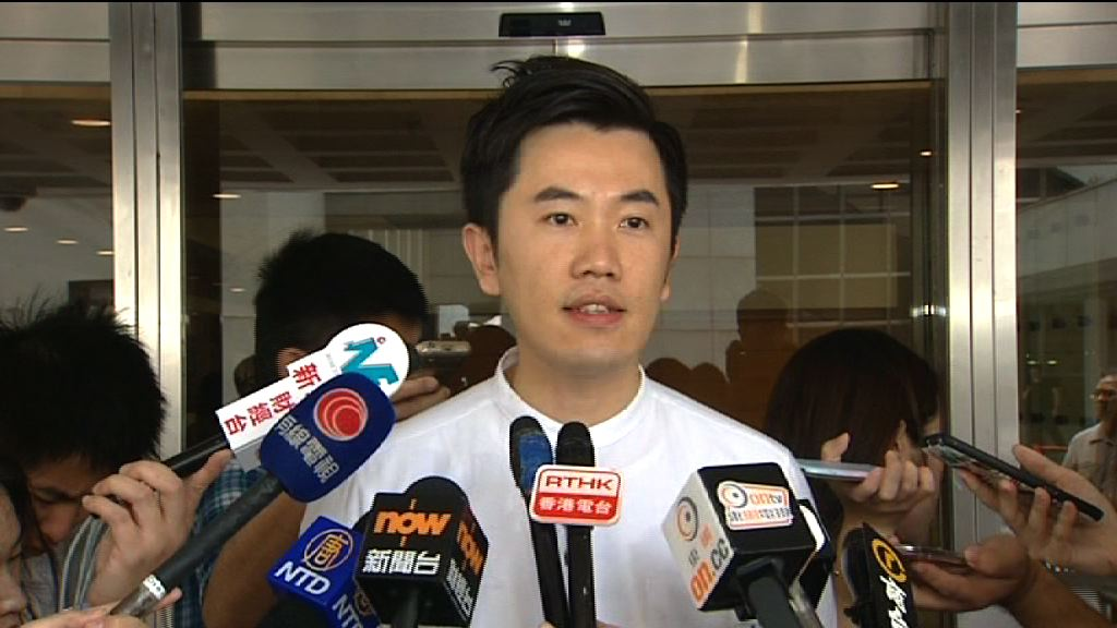 鄭松泰:擱置控告因原告程序上有不足