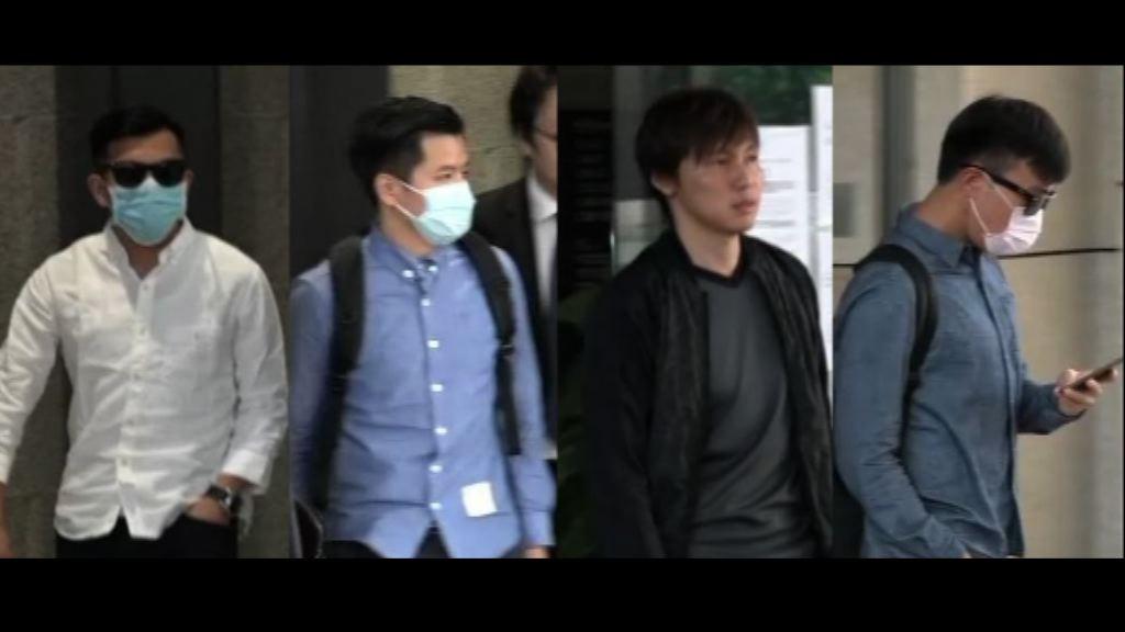 五名前足球員涉貪案押至七月審理