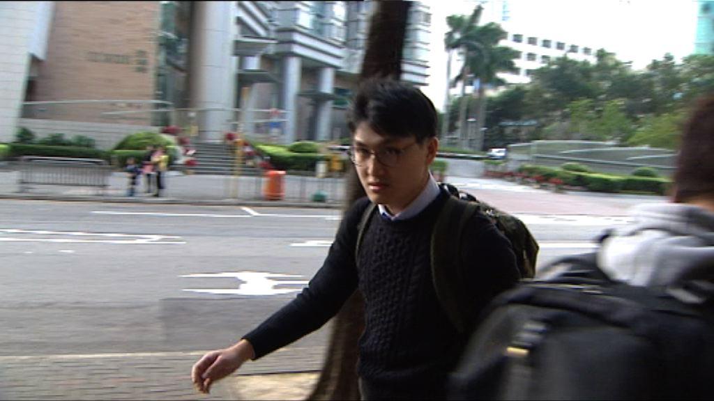 馮敬恩兩項控罪罪名成立