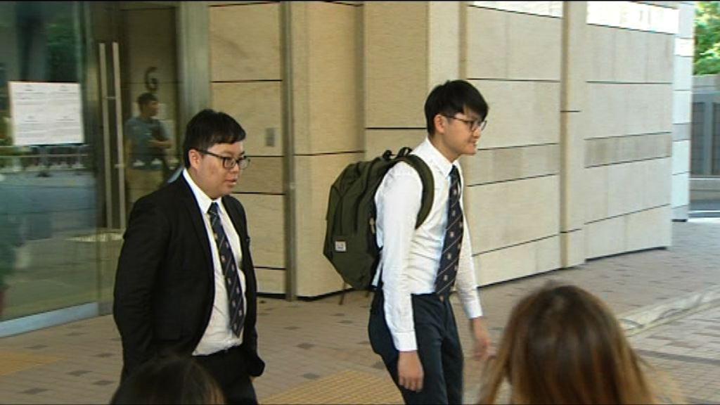 裁判官:衝擊港大校委會案不需阻嚇性刑罰